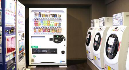 投币式洗衣机・自动贩卖机
