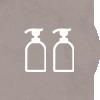 洗髮用品選擇區