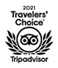 2021 Travelers' Choice Tripadvisor