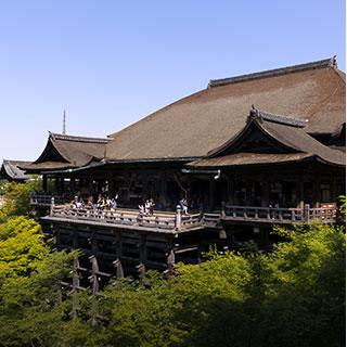 기요미즈데라(清水寺)